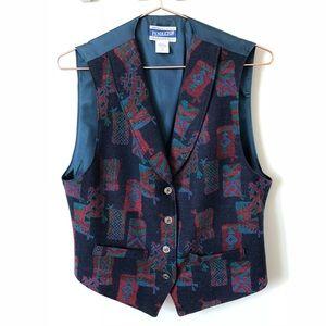 Pendleton • vintage vest